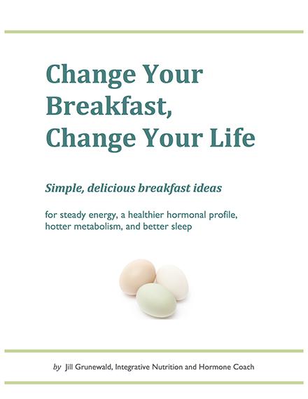 Jill Grunewald's Change Your Breakfast