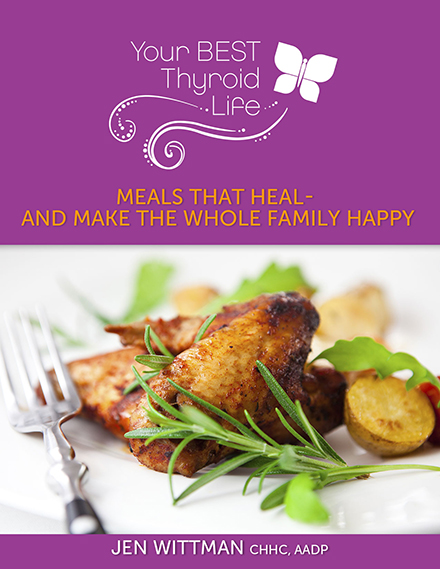 Your Best Thyroid Life 7 Day Meal Plan